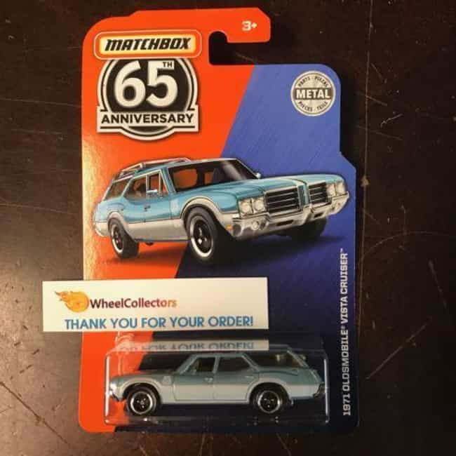 Vista Cruiser Hot Wheel ... is listed (or ranked) 2 on the list Perfect Gifts for 'That '70s Show' Fans
