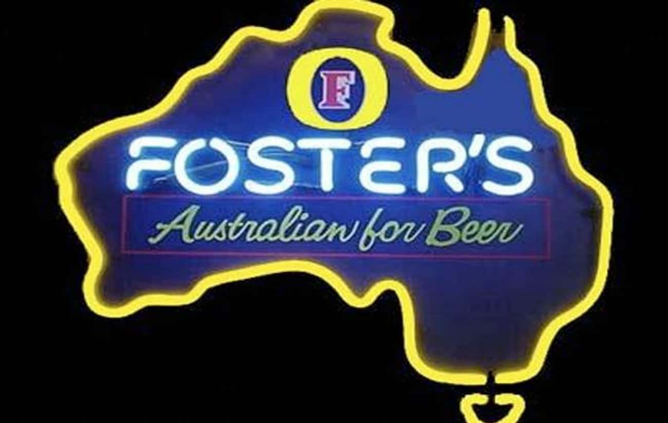 Beer Guzzler Sues Fosters for  is listed (or ranked) 4 on the list The Dumbest Lawsuits In Recent History