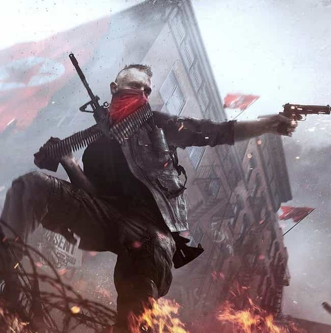 Homefront: The Revolution is listed (or ranked) 4 on the list The Most Underwhelming Video Games of 2016