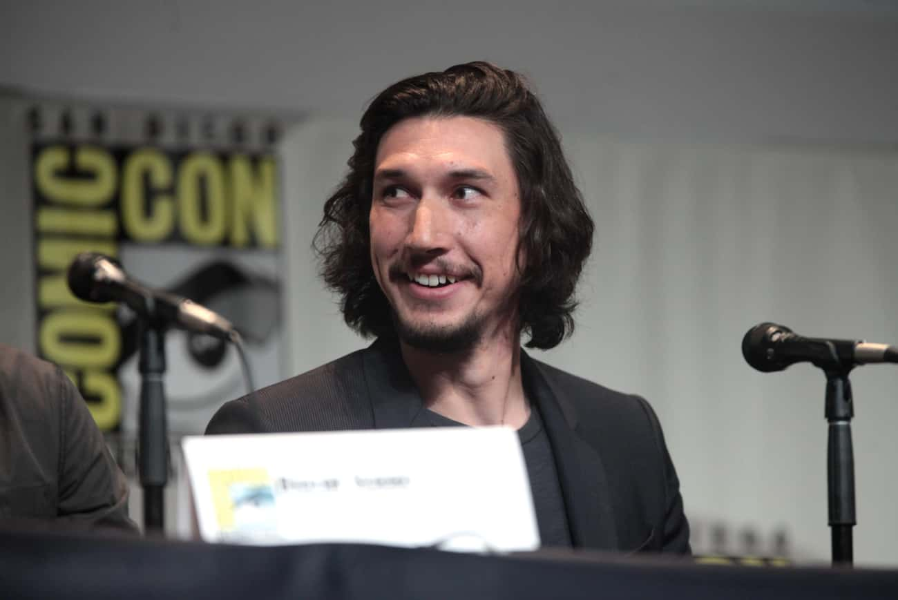 Adam Driver Played Ren Instead is listed (or ranked) 3 on the list Things You Didn't Know About Kylo Ren
