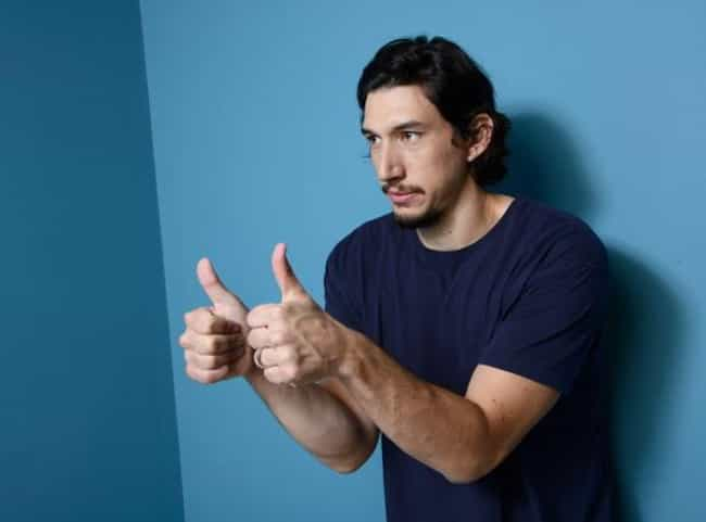 Adam Driver Played Ren Instead... is listed (or ranked) 3 on the list Things You Didn't Know About Kylo Ren