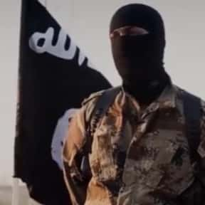 ISIS is listed (or ranked) 1 on the list Real World Avengers Villains