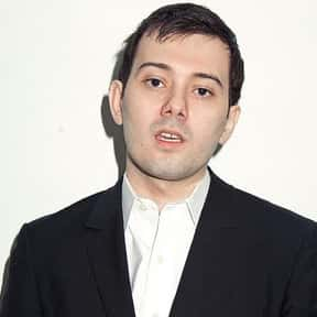 Martin Shkreli is listed (or ranked) 13 on the list Real World Avengers Villains