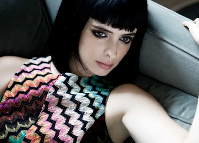 She Has an Eye for Fashion and... is listed (or ranked) 2 on the list Fun Facts You Didn't Know About Krysten Ritter