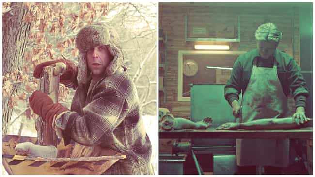 One Man's Wood Chipper I... is listed (or ranked) 8 on the list All of the Clever Easter Eggs Hiding in Fargo the TV Series