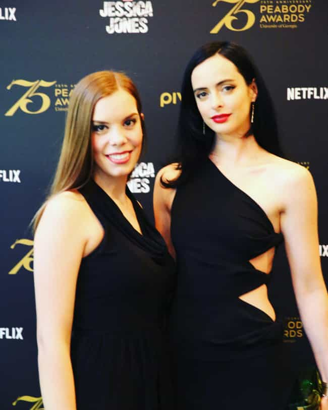 She's Tall... Really Tall is listed (or ranked) 1 on the list Fun Facts You Didn't Know About Krysten Ritter