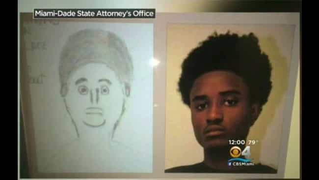 This Pretty Line Drawing... is listed (or ranked) 1 on the list The Most Hilariously Inaccurate Police Sketches of All Time