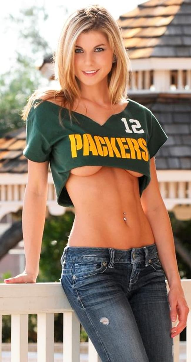 Extra Points Is Listed Or Ranked  On The List Hot Girls In Sports