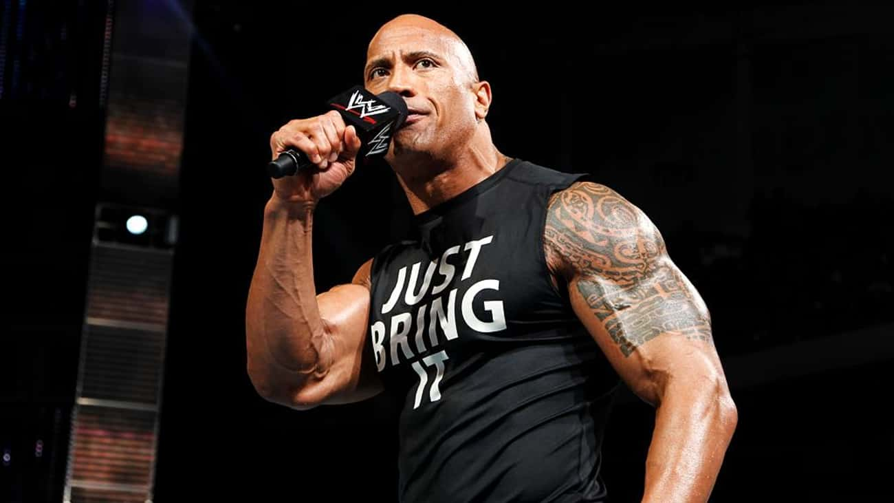 He Finally Owns The Name ' is listed (or ranked) 3 on the list Fun Facts You Didn't Know About Dwayne Johnson