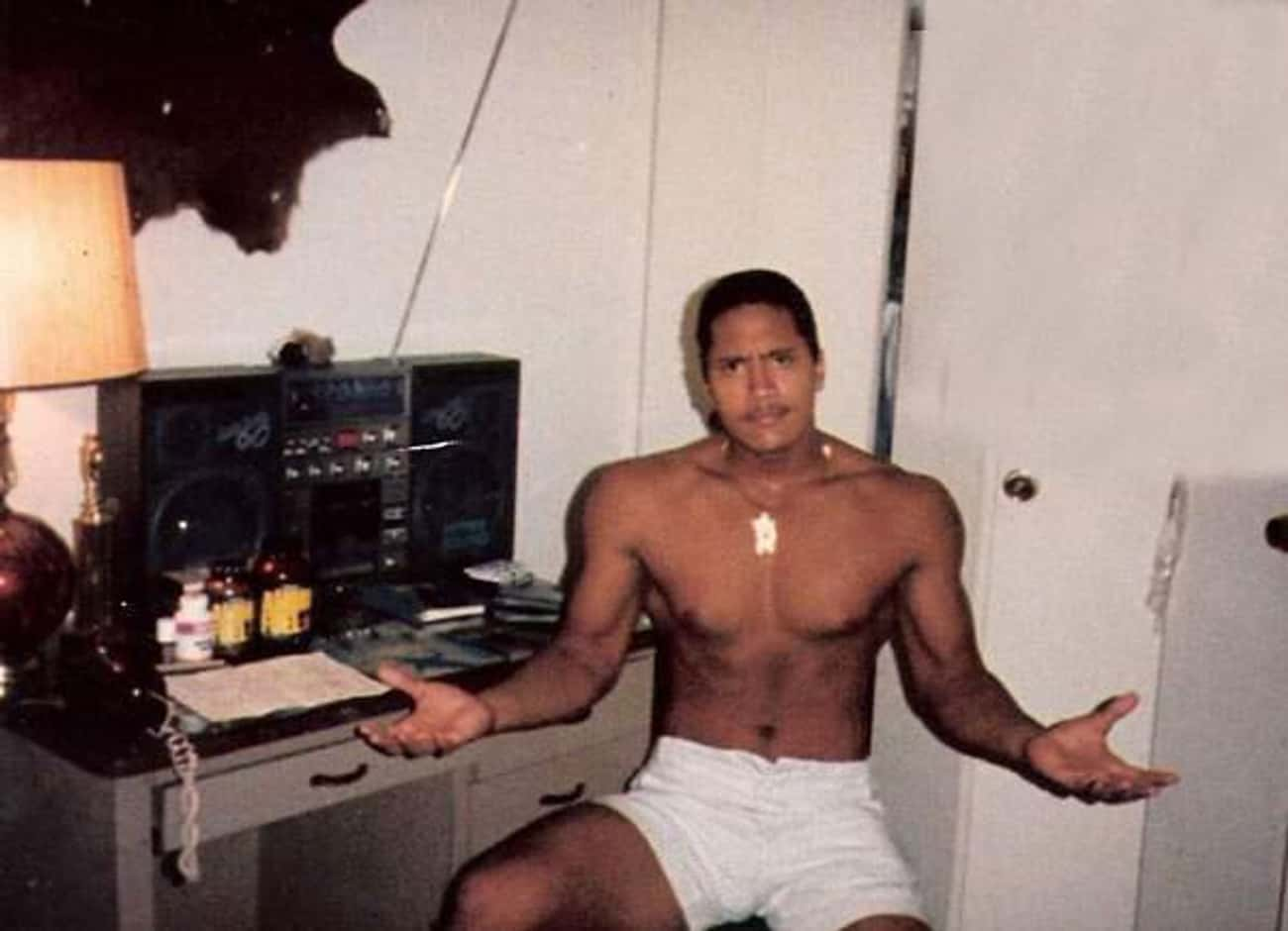 He Had A Rough Childhood is listed (or ranked) 2 on the list Fun Facts You Didn't Know About Dwayne Johnson