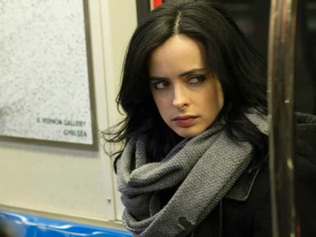 Sexual Assault is listed (or ranked) 1 on the list 21 Tough Issues Jessica Jones Tackles with Sensitivity