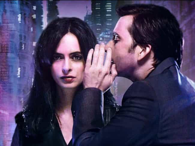 The Purple Man's Power &... is listed (or ranked) 5 on the list 21 Tough Issues Jessica Jones Tackles with Sensitivity