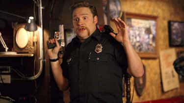 He Started Writing Superbad at is listed (or ranked) 1 on the list 26 Fun Facts You Didn't Know About Seth Rogen