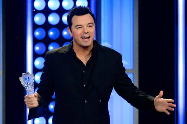 He's Been Nominated for a ... is listed (or ranked) 8 on the list Fun Facts You Didn't Know About Seth MacFarlane