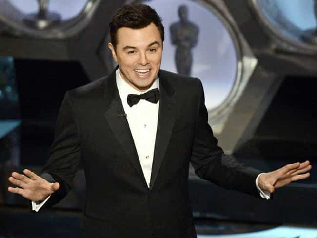 He Was Nominated for an Oscar ... is listed (or ranked) 7 on the list Fun Facts You Didn't Know About Seth MacFarlane