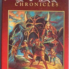 Dragonlance Chronicles is listed (or ranked) 8 on the list The Best Fantasy Book Series