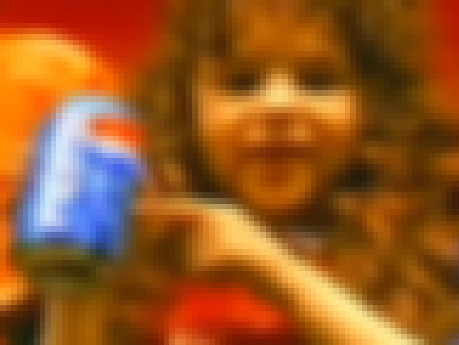 The Little Girl from the Pepsi... is listed (or ranked) 1 on the list Here's What Happened to Famous People from Commercials