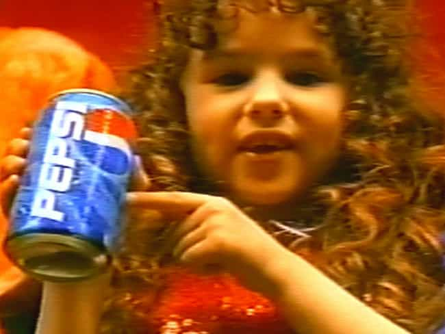 The Little Girl From The... is listed (or ranked) 3 on the list Here's What Happened To Famous People From Commercials