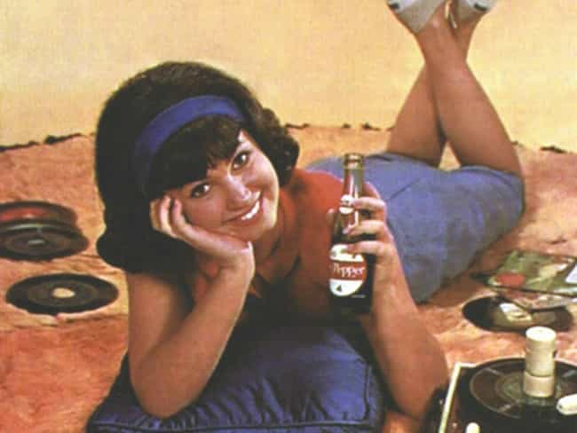 The Dr. Pepper Girl is listed (or ranked) 3 on the list Here's What Happened To Famous People From Commercials