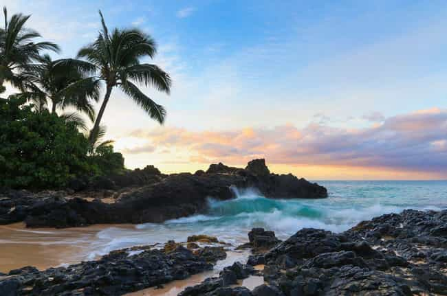 Maui, Hawaii is listed (or ranked) 2 on the list The Most Beautiful Cities in the US