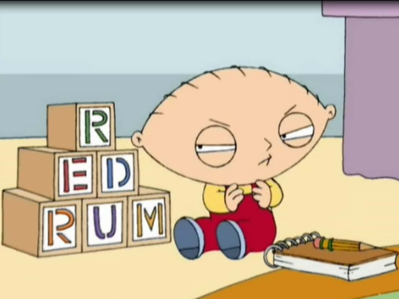 All Work and No Play Makes Stewie a Dull Boy