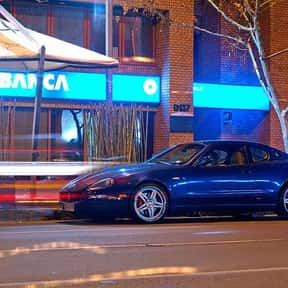 2002 Maserati Coupe GT is listed (or ranked) 16 on the list The Fastest Used Sports Cars under 20k
