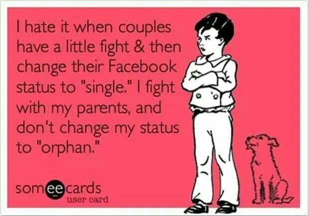 Random Most Annoying Things Couples Do on Social Media