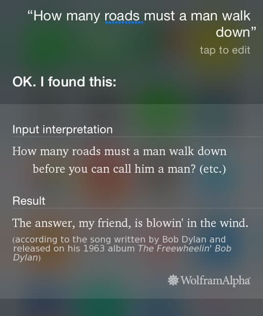 Well Played, Siri, Well Played on Random Siri Gave Hilarious Answers to Your Questions