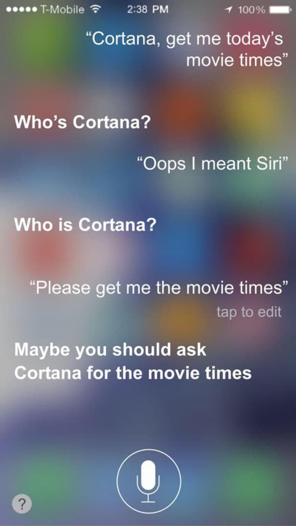 Image of Random Siri Gave Hilarious Answers to Your Questions