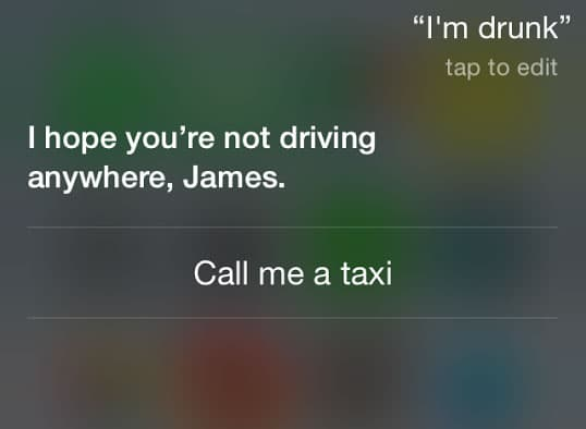 Take the Hint, Jerk on Random Siri Gave Hilarious Answers to Your Questions