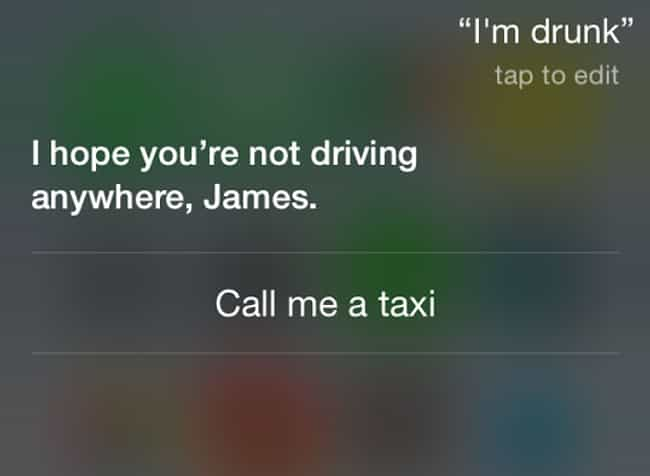 Take the Hint, Jerk is listed (or ranked) 3 on the list 23 Times Siri Gave Hilarious Answers to Your Questions