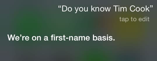 What Can She Say? She Knows People on Random Siri Gave Hilarious Answers to Your Questions