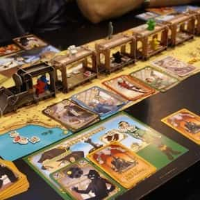 Colt Express is listed (or ranked) 19 on the list The Best Board Games For 6-8 Players