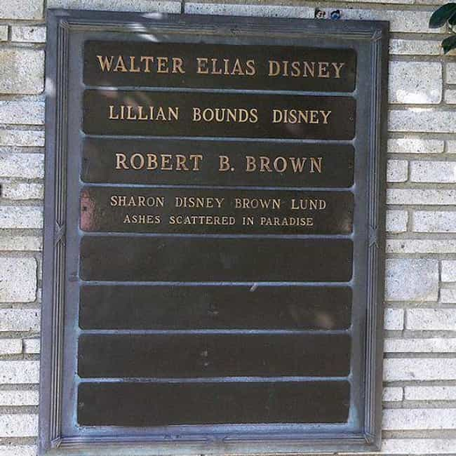 He Is NOT Cryogenically Frozen... is listed (or ranked) 1 on the list Fun Facts You Didn't Know About Walt Disney