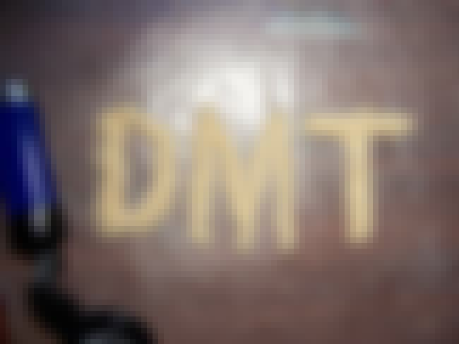 DMT is listed (or ranked) 4 on the list 16 Recreational Drugs That You Don't Know About Yet