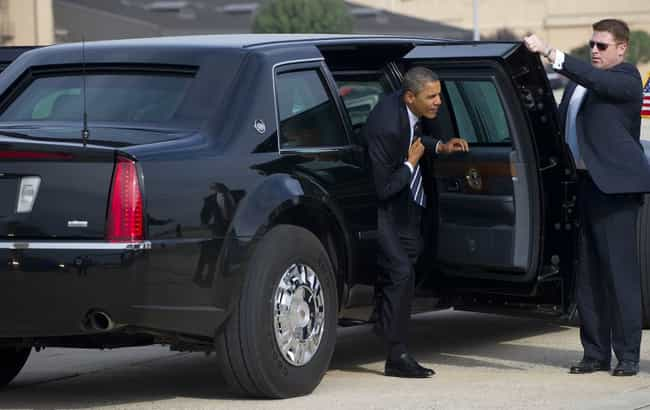 Barack Obama Car The Beast