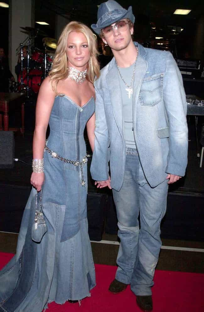 Head-to-Toe Denim is listed (or ranked) 4 on the list 30+ Fashion Trends From The '00s That Didn't Stand The Test Of Time