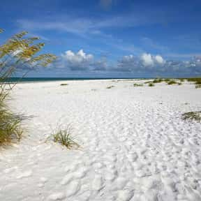 Anna Maria Island is listed (or ranked) 10 on the list The Best Beaches in Florida