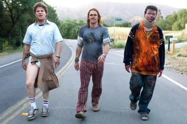 Pineapple Express II Might Jus is listed (or ranked) 2 on the list 26 Fun Facts You Didn't Know About Seth Rogen