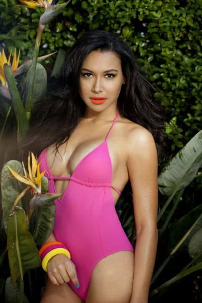 Pretty in Pink is listed (or ranked) 1 on the list The 29 Hottest Naya Rivera Photos Ever
