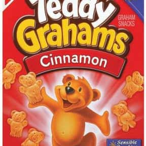 Teddy Grahams Cinnamon is listed (or ranked) 24 on the list The Best Store-Bought Cookies