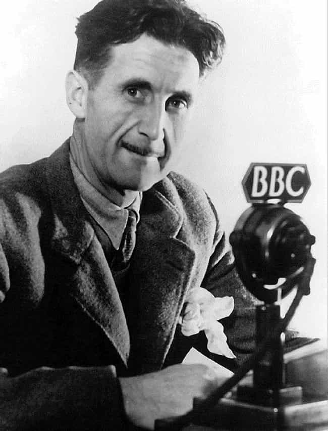 George Orwell Predicted Big Br... is listed (or ranked) 1 on the list 14 Times Science Fiction Writers Predicted the Future