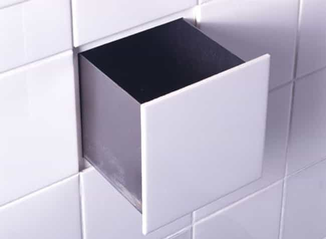 This Tricky Tactical Bathroom ... is listed (or ranked) 1 on the list The Most Ingenious Products for All of Your Sneaky Stuff
