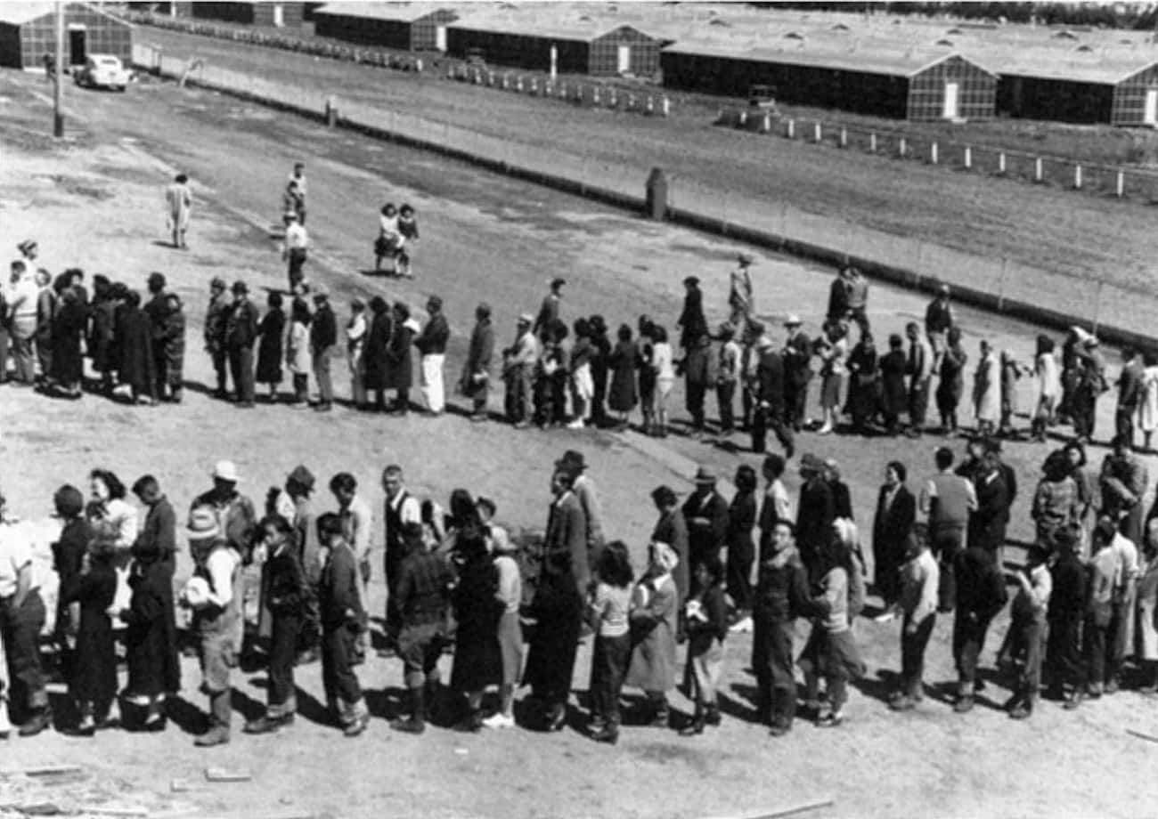 Japanese-American Internment is listed (or ranked) 3 on the list The Most Infamous Executive Orders in American History