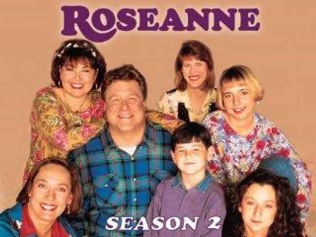 Roseanne Season 2 is listed (or ranked) 4 on the list The Best Seasons of Roseanne