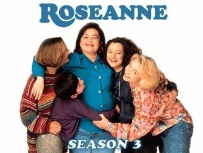 Roseanne Season 3 is listed (or ranked) 3 on the list The Best Seasons of Roseanne