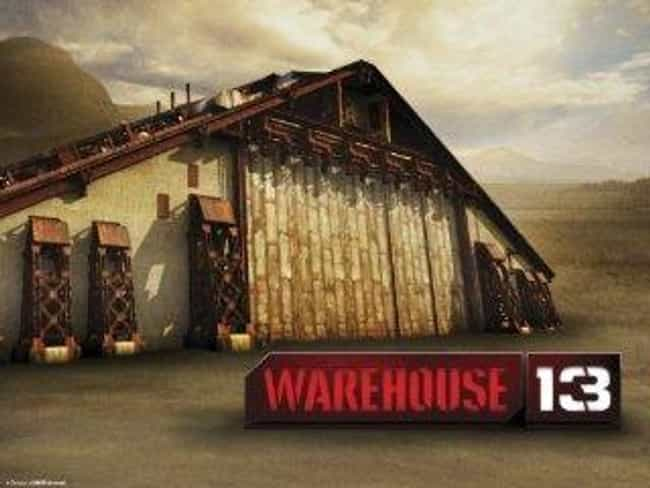 Warehouse 13 Season 4 is listed (or ranked) 1 on the list The Best Seasons of Warehouse 13