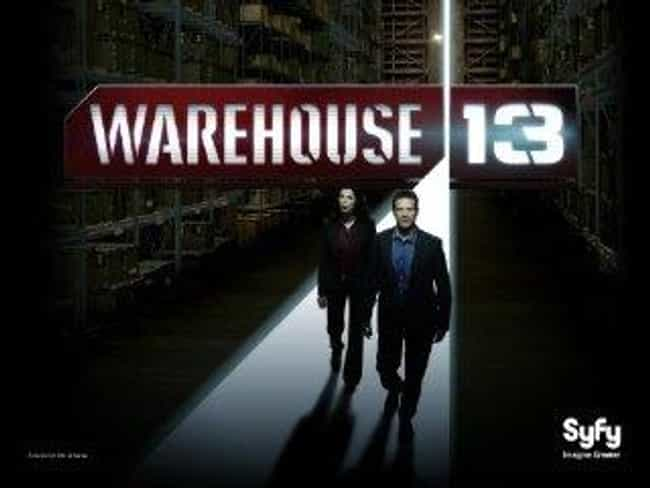 Warehouse 13 Season 5 is listed (or ranked) 4 on the list The Best Seasons of Warehouse 13