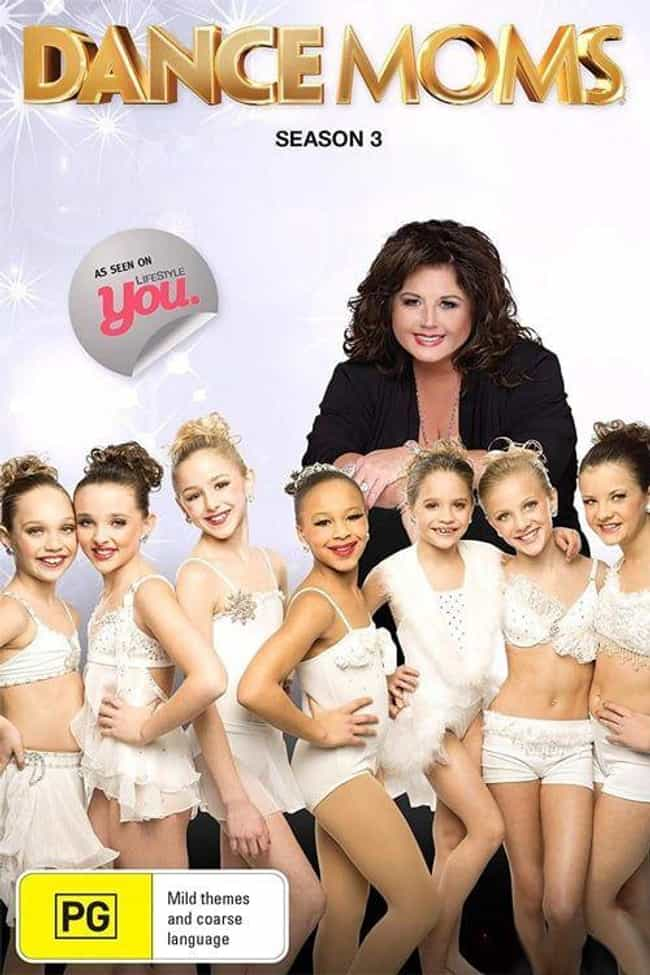 Dance Moms - Season 3 is listed (or ranked) 2 on the list The Best Seasons of 'Dance Moms'