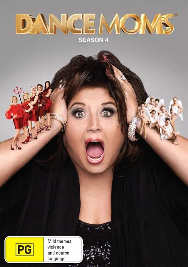 Dance Moms - Season 4 is listed (or ranked) 3 on the list The Best Seasons of 'Dance Moms'